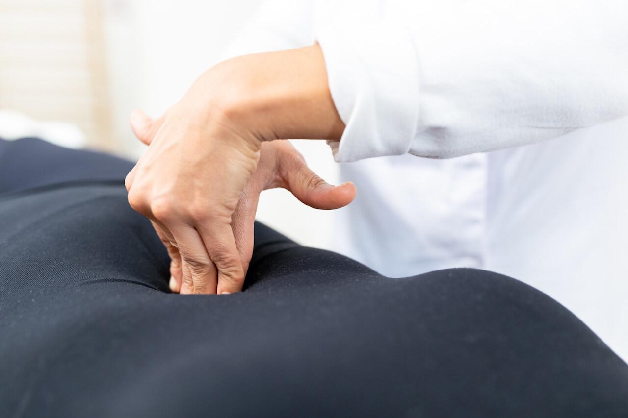 Osteopathische Behandlungen